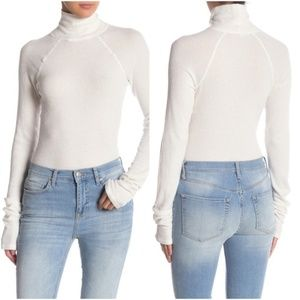 NWOT Free People All You Want Thermal Bodysuit